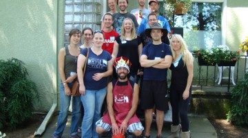 Find your Trek America buddies in 5 steps