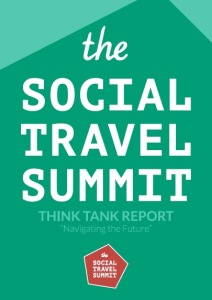 Ethics: Social Travel Summit Think Tank Report 2014 cover